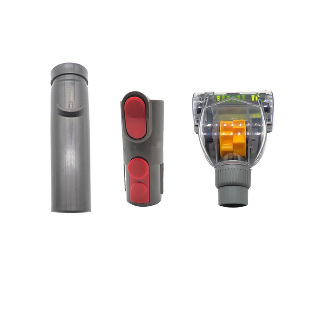 Red Button Tranfer Suction Head For Dyson V6 V7 V8 V9 V10 Vacuum Cleaner