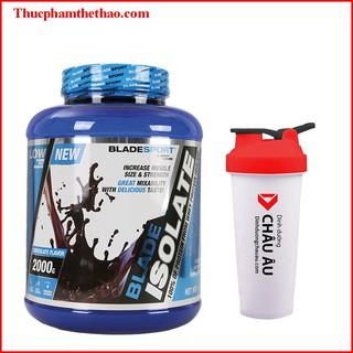 Sữa Tăng Cơ: Blade Whey Isolate 2KG