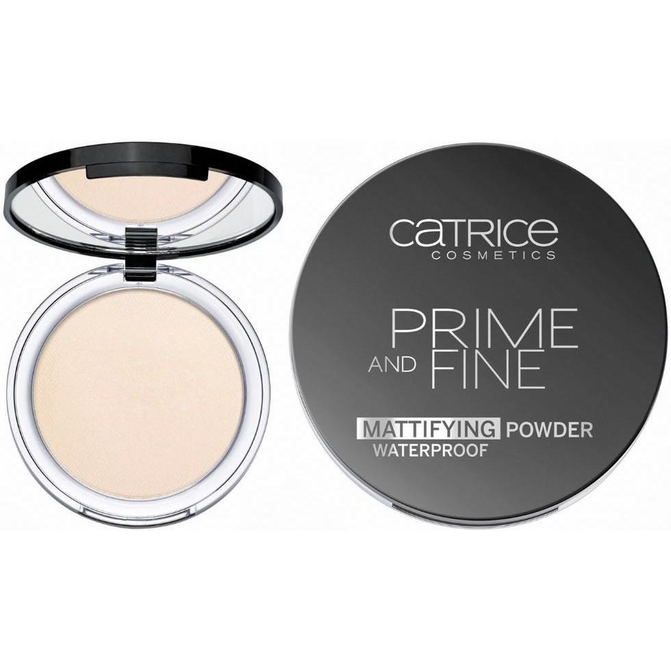 PHẤN GƯƠNG PHỦ CATRICE PRIME & FINE