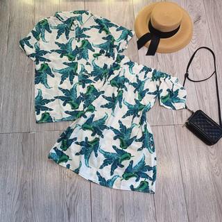 [SUMMER]Đồ đôi đi biển