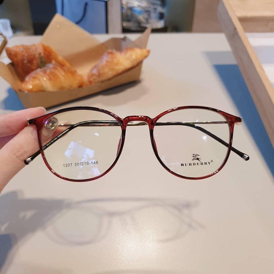 FREESHIP99k_[Combo]Kính gọng dẻo + Hộp kính nhựa + Khăn lau