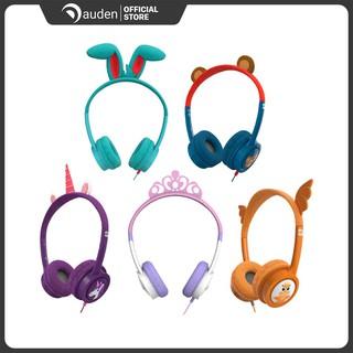 Tai nghe iFrogz Headphone-Little Rockerz Costume có dây dành cho trẻ em - hàng chính hãng thumbnail