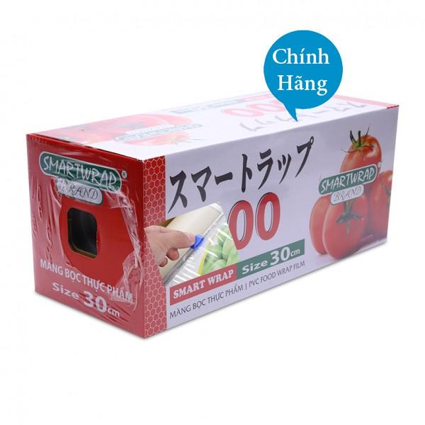 Màng bọc thực phẩm Smart Wrap 30cm x 500 kèm dao nhựa - Công nghệ Nhật - 2389834 , 1253086153 , 322_1253086153 , 255000 , Mang-boc-thuc-pham-Smart-Wrap-30cm-x-500-kem-dao-nhua-Cong-nghe-Nhat-322_1253086153 , shopee.vn , Màng bọc thực phẩm Smart Wrap 30cm x 500 kèm dao nhựa - Công nghệ Nhật