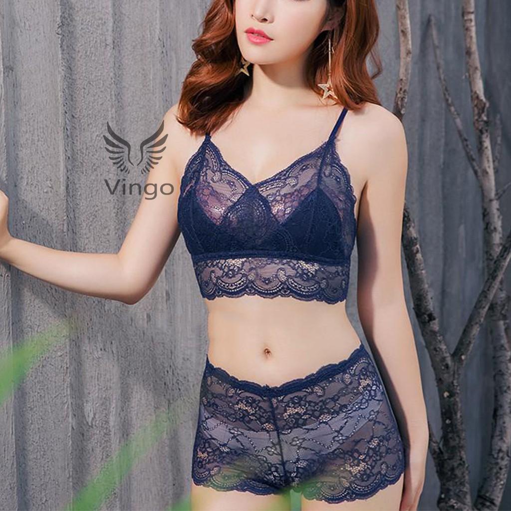 Đồ lót nữ, đồ lót sheer cao cấp thương hiệu Vingo Việt Nam
