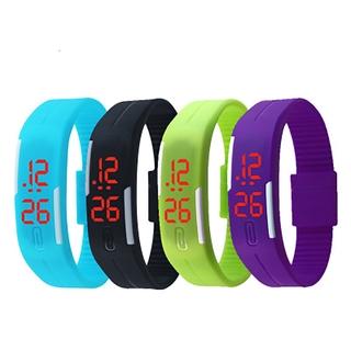 Đồng hồ điện tử đeo tay có đèn Led dành cho trẻ em