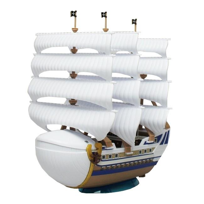 Mô hình lắp ráp Bandai Model Kit One Piece Moby Dick