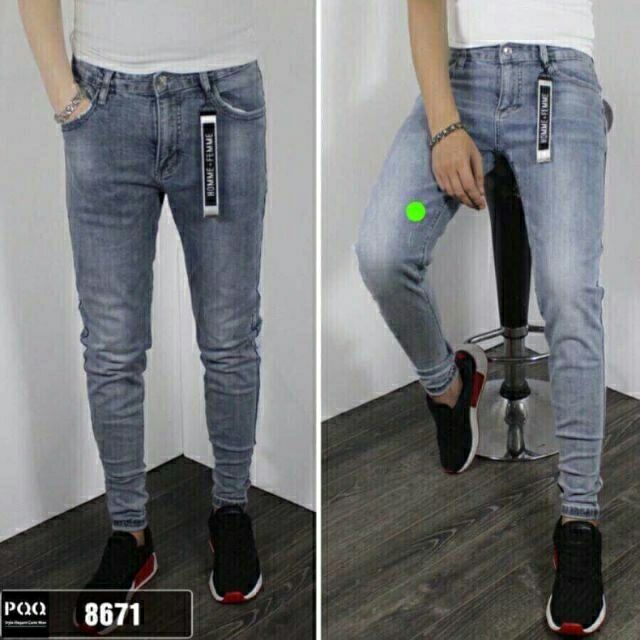 Quần jean nam cao cấp Quần Jean
