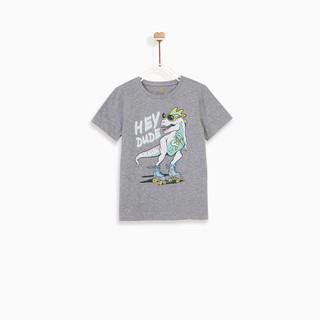 Áo bé trai-Skating Dinosaur M.D.K