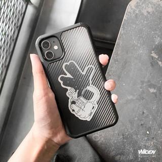 Ốp chống sốc Wiiden® Alpha 2.1 Carbon cho iPhone – Hàng chính hãng