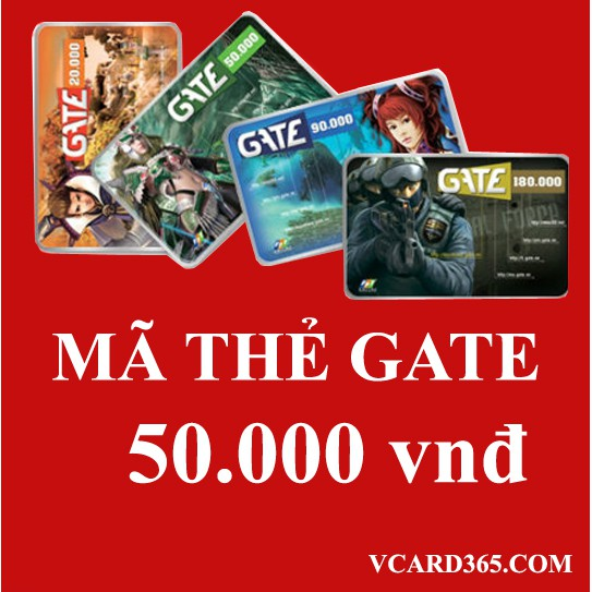 MÃ THẺ GATE 50.000 (mua mã thẻ gate 50k, thẻ gate 50) - 3373026 , 729750996 , 322_729750996 , 49999 , MA-THE-GATE-50.000-mua-ma-the-gate-50k-the-gate-50-322_729750996 , shopee.vn , MÃ THẺ GATE 50.000 (mua mã thẻ gate 50k, thẻ gate 50)
