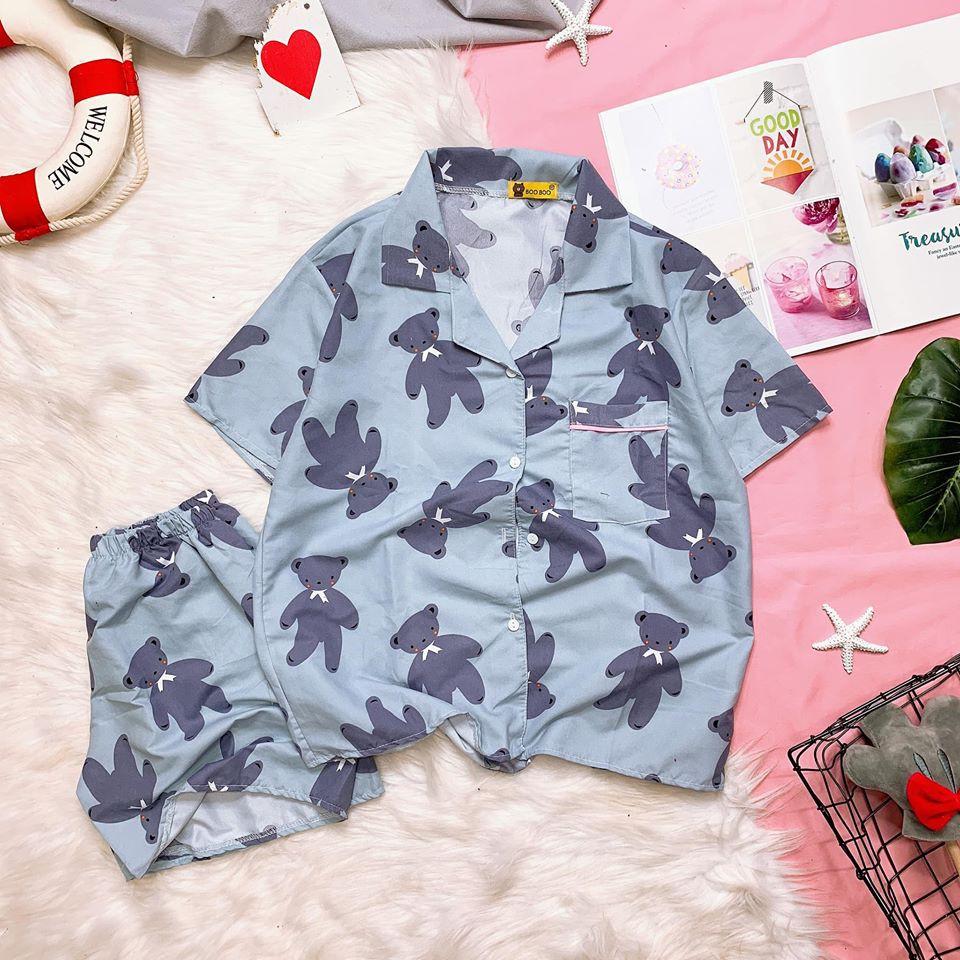 [PHẦN 2] Đồ Bộ Pijama Kate Thái - Ko Viền Form Dưới 58kg