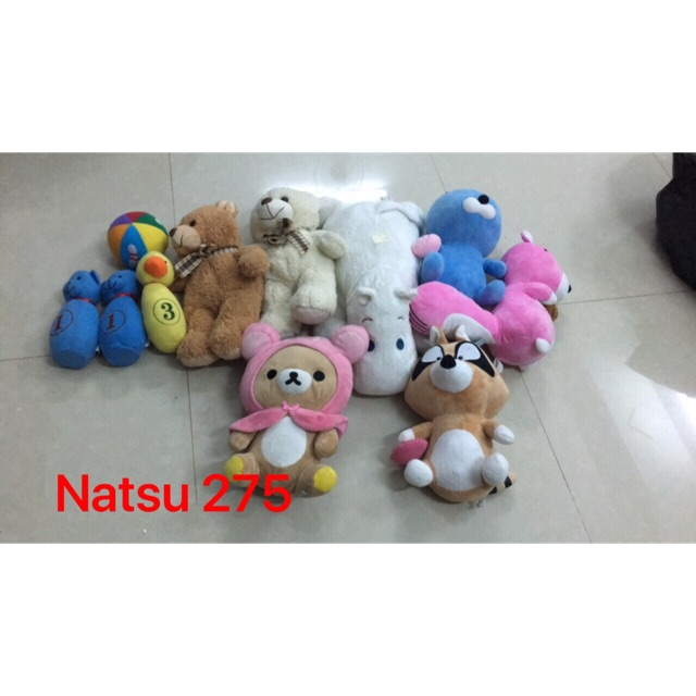 combo gấu của natsu natsu - 2900529 , 1264755113 , 322_1264755113 , 275000 , combo-gau-cua-natsu-natsu-322_1264755113 , shopee.vn , combo gấu của natsu natsu