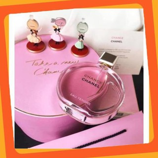 Nước Hoa Chính Hãng Nước hoa chính hãng Chance Chanel Eau Tendre EDP Test 5ml 10ml 20ml HOT thumbnail