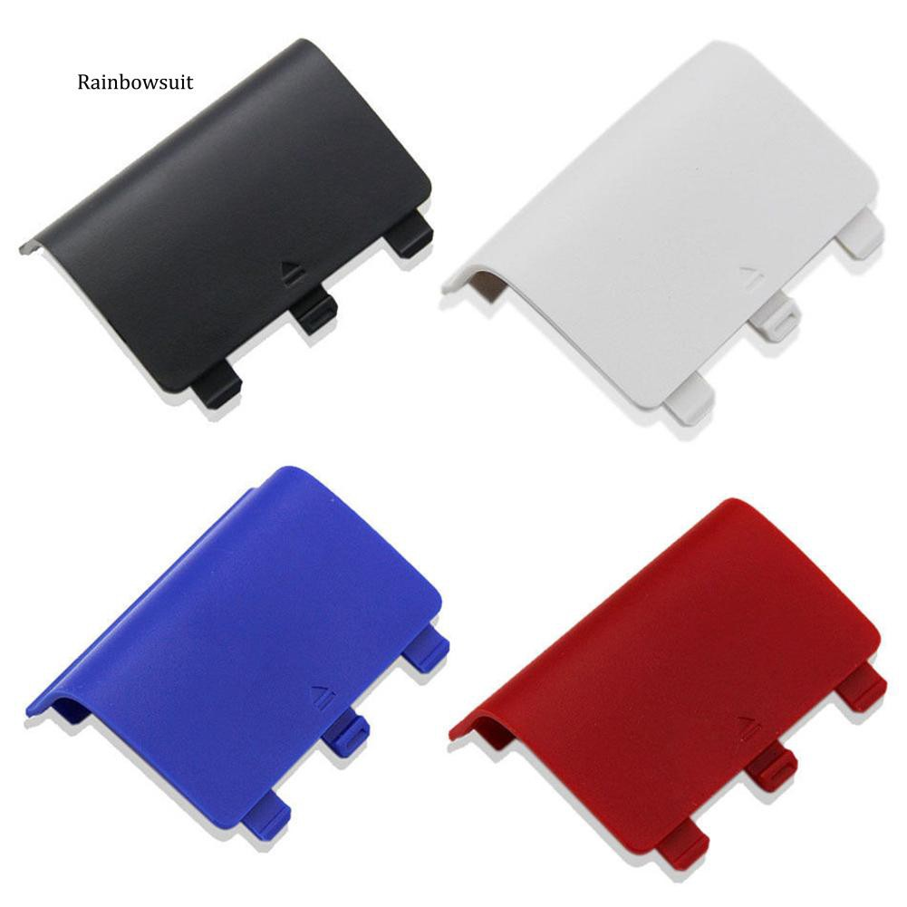 【RB】Precise Plastic for Batterys Back Cover Pack Cap for Xbox One Wireless Controller