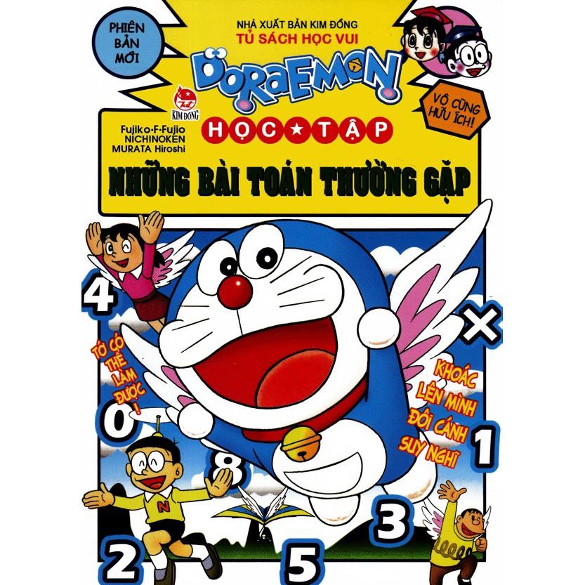 Sách - Doraemon học tập - Những bài toán thường gặp