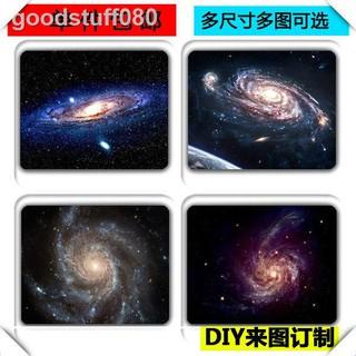 Cosmos Miếng Lót Chuột Họa Tiết Bầu Trời Sao Độc Đáo