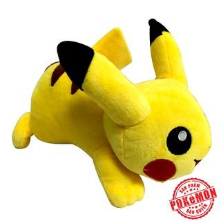 Thú bông Pokémon - Pikachu nằm 30cm