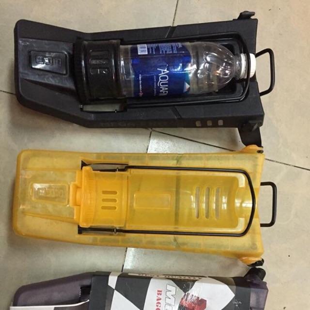 Ba ga giửa xe Wave RS ,đựng được chai nước