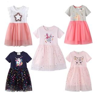 Đầm cho bé gái, váy cho bé gái, váy ren cho bé, áo váy cho bé, váy công chúa cho bé gái mềm mịn, thoáng mát