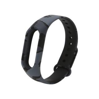 Dây đeo silicon thay thế cho đồng hồ đeo tay thông minh Xiaomi Mi Band 2