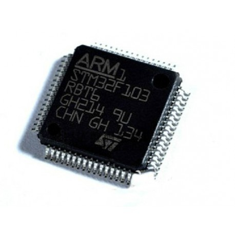Vi điều khiển ARM 32 Bit STM32F103RBT6