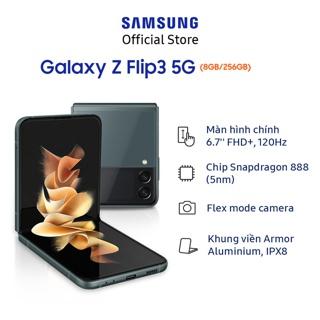 Hình ảnh Điện Thoại Samsung Galaxy Z Flip3 5G 256GB-6