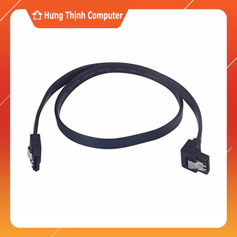 [Nhập ELCLMAY Hoàn 30K Xu Đơn Từ 200K]Dây cáp SATA3 dùng cho SSD, HDD tốc độ 6Gbs Giá chỉ 25.000₫