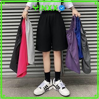 Quần short thun nam nữ Yinxx, quần đùi Unisex QS00