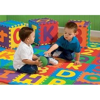 Bộ 26 tấm thảm xốp lót sàn cho bé hình chữ cái