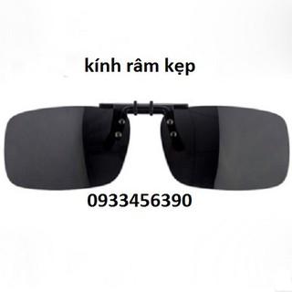 Kính mát Kẹp vào kính cận thị
