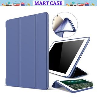 Bao da ipad silicon cực chất ốp ipad Air 4/Pro 11/9.7/10.5/Air 3/10.2 gen 7/8/Air 1/Air 2…MART CASE
