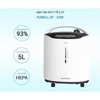 Máy tạo oxy Yuwell 8F – 5AW 5 Lít