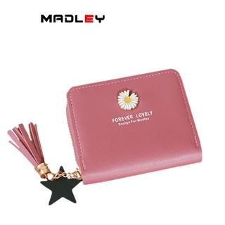 Ví nữ đẹp giá rẻ cầm tay mini MADLEY nhiều ngăn thời trang cao cấp nhỏ gọn dễ thương VD419 thumbnail