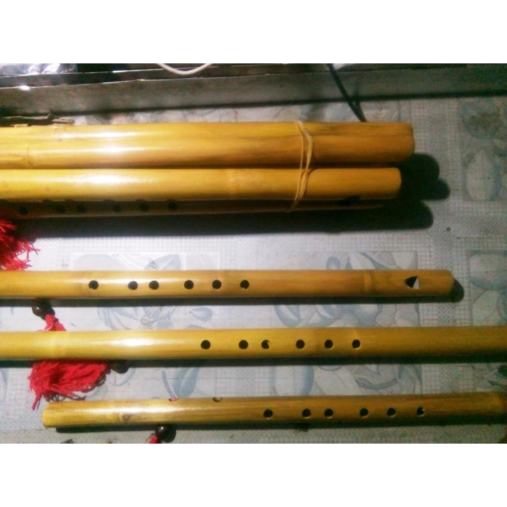 Sáo trúc dọc - Sử dụng cho người tập thổi sáo