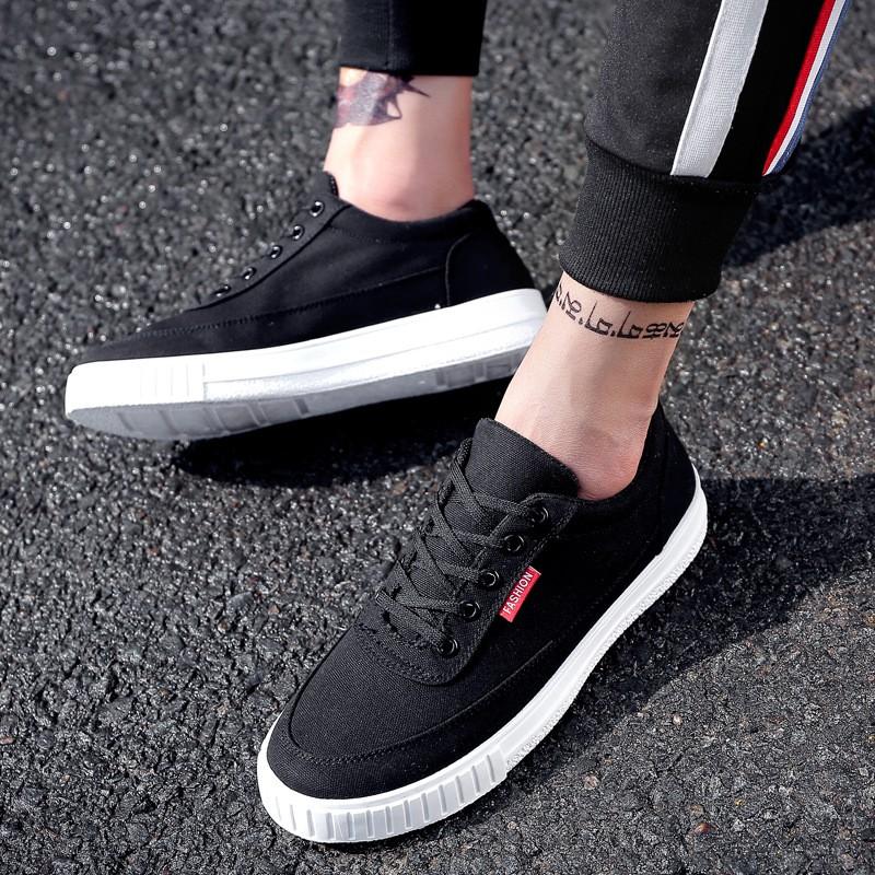 [Freeship] - Giày sneaker vải nam thời trang DODACO DDC2095 - CX006 (Đen Đỏ Xám) - 2663400 , 988264984 , 322_988264984 , 215714 , Freeship-Giay-sneaker-vai-nam-thoi-trang-DODACO-DDC2095-CX006-Den-Do-Xam-322_988264984 , shopee.vn , [Freeship] - Giày sneaker vải nam thời trang DODACO DDC2095 - CX006 (Đen Đỏ Xám)