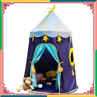 [Hàng Nhập Khẩu] Lều Cho Bé – Lều Công Chúa Hoàng Tử Vải Oxford Chính Hãng chất lượng cao