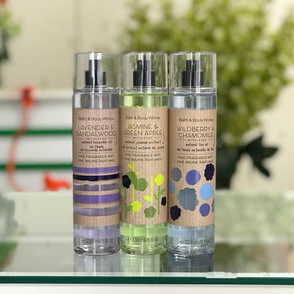 Xịt toàn thân Bath & Body Works Fine Fragrance Mist 236ml