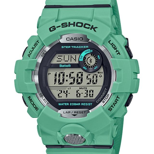 G Shock รุ่น GBD-800SLG-3