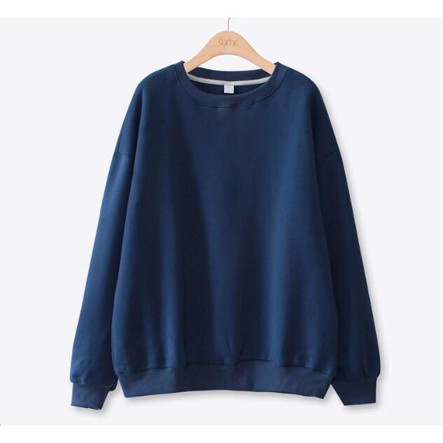 Áo nỉ sweater [50k miễn ship]