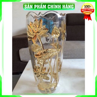 [FreeShip – Nhập Khẩu] – Lọ hoa thuỷ tinh hàng đẹp, cao 30cm
