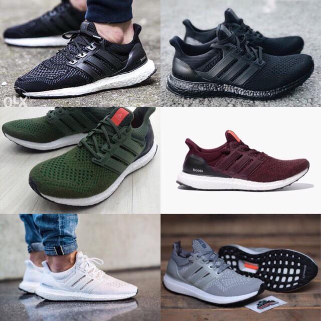 [Giày Có Sẵn]Adidas Ultra Boost 2.0