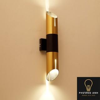 Đèn LED gắn tường treo phòng ngủ, phòng khách, hình ống mã 1735 – Đèn Phương Anh