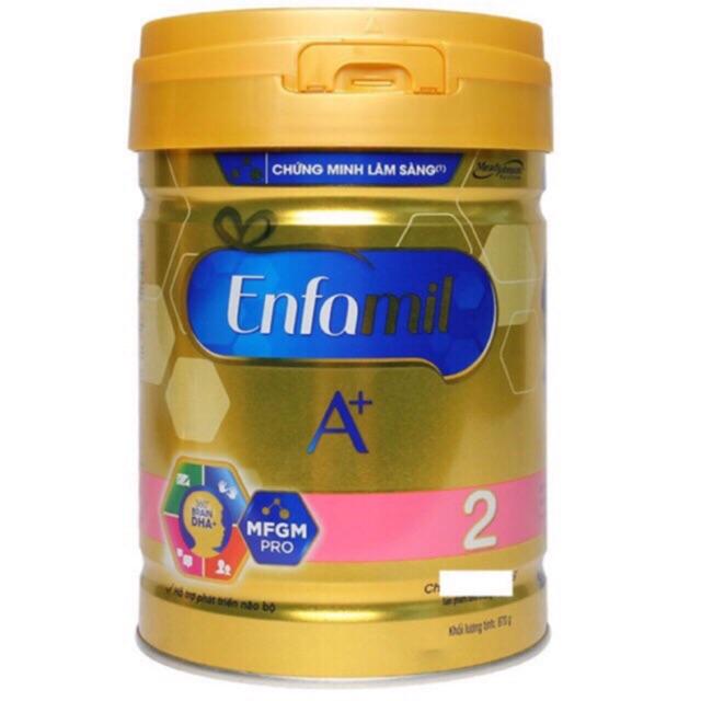 Sữa Enfamil A+ 2 1,7kg