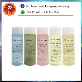 Nước hoa hồng Mamode mini - 25ml thumbnail