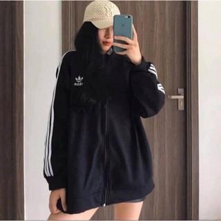 Áo Nỉ Adidas Nam Nữ Siêu Hot