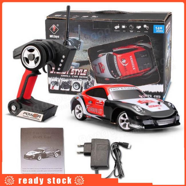 2.4G 4WD High Quality Brushed RC Car Drift Car