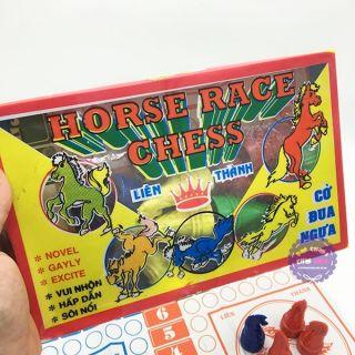 Bộ cờ cá ngựa giải trí
