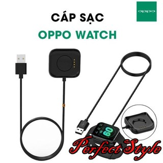 [Mã ELFLASH5 giảm 20K đơn 50K] Cáp sạc thay thế cho đồng hồ Oppo watch