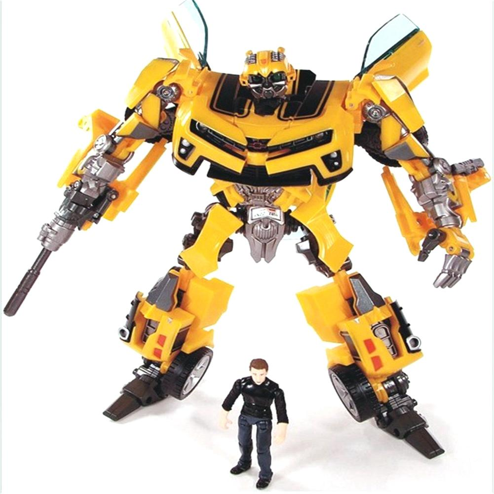 Transformer Toy Movie 2 Deluxe Camaro Car Action Figure Toy