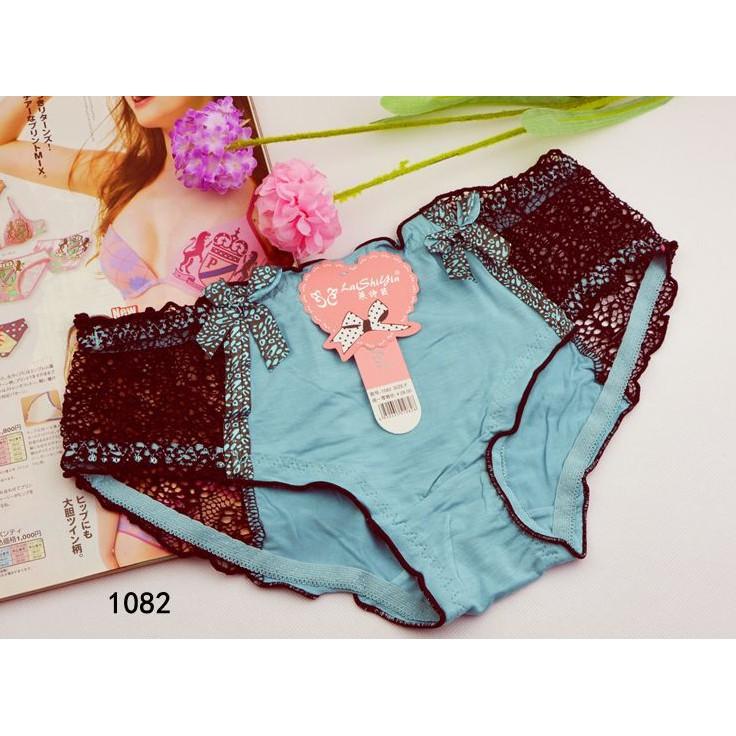 Sỉ combo 10 quần lót nữ ren 2 nơ, quần sịp nữ, quần lót ren - 3388507 , 703167670 , 322_703167670 , 375000 , Si-combo-10-quan-lot-nu-ren-2-no-quan-sip-nu-quan-lot-ren-322_703167670 , shopee.vn , Sỉ combo 10 quần lót nữ ren 2 nơ, quần sịp nữ, quần lót ren